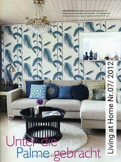 Bild: News - Living at Home Nr.07/ 2012