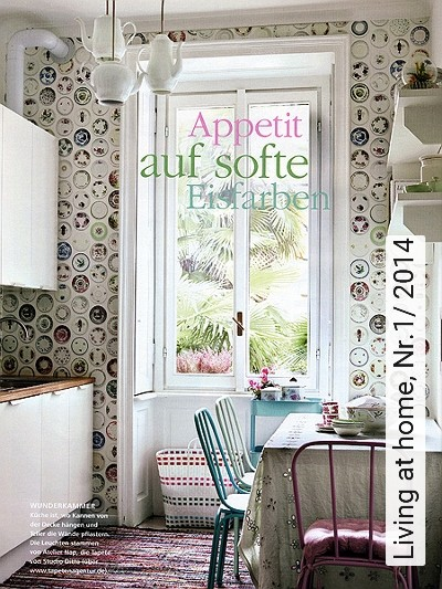 Bild: News - Living at home, Nr.1/ 2014