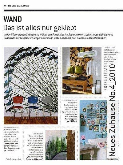 Bild: News - Neues Zuhause No.4_2010
