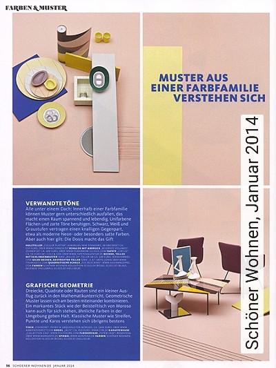 Bild: News - Schöner Wohnen, Januar 2014