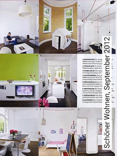 Bild: News - Schöner Wohnen, September 2012