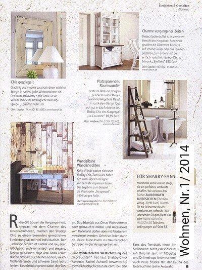 Bild: News - Wohnen, Nr.1/ 2014