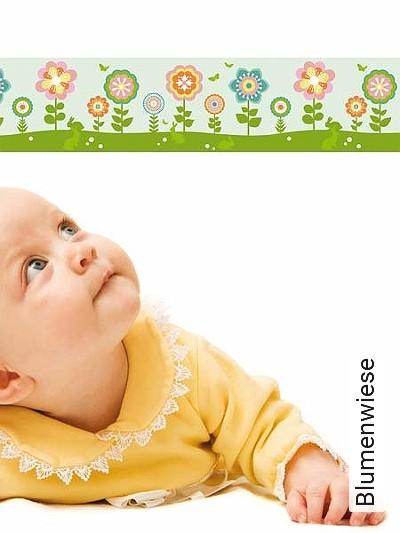 Bild: Tapeten - Blumenwiese