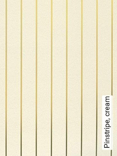 Bild: Tapeten - Pinstripe, cream