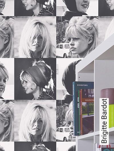 Bild: Tapeten - Brigitte Bardot