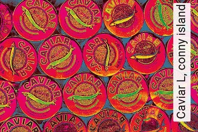 Bild: Tapeten - Caviar L, conny island