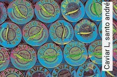 Bild: Tapeten - Caviar L, santo andré