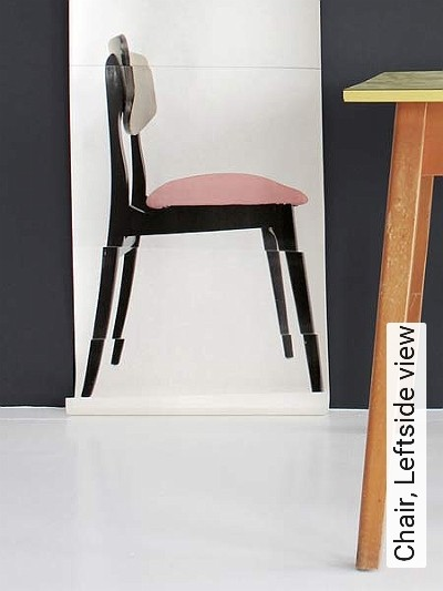 Bild: Tapeten - Chair, Leftside view