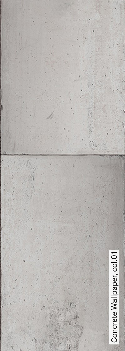 Bild: Tapeten - Concrete Wallpaper, col.01