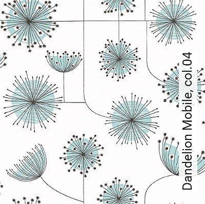 Bild: Tapeten - Dandelion Mobile, col.04