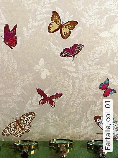 Bild: Tapeten - Farfalla, col. 01