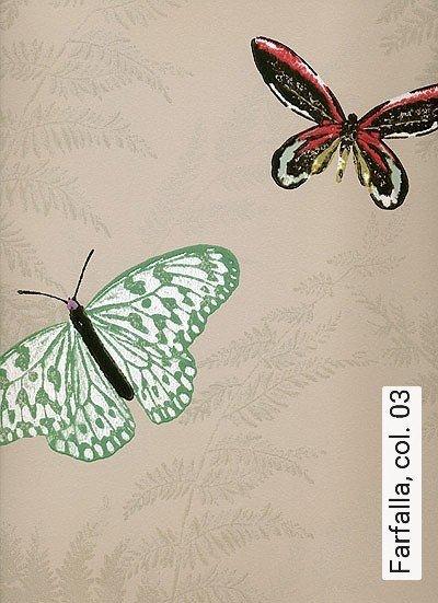 Bild: Tapeten - Farfalla, col. 03