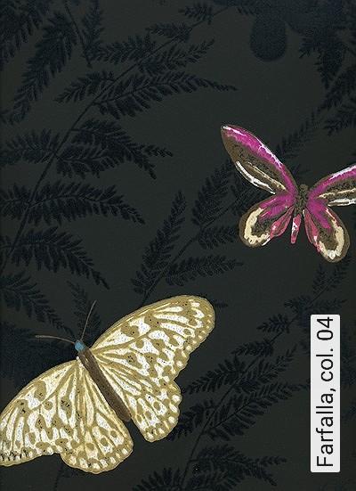 Bild: Tapeten - Farfalla, col. 04