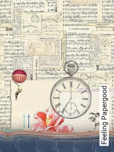 Bild: Tapeten - Feeling Papergood