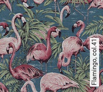 Bild: Tapeten - Flamingo, col.41