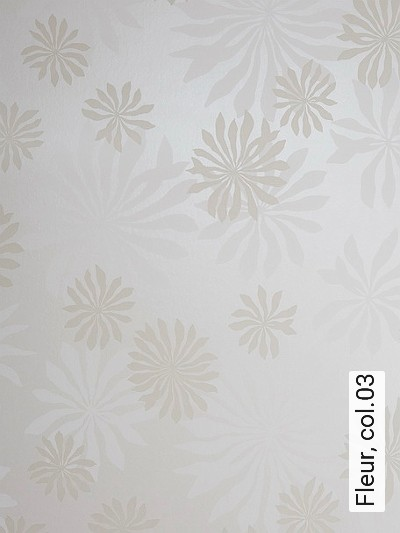 Bild: Tapeten - Fleur, col.03