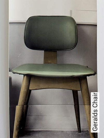 Bild: Tapeten - Geralds Chair