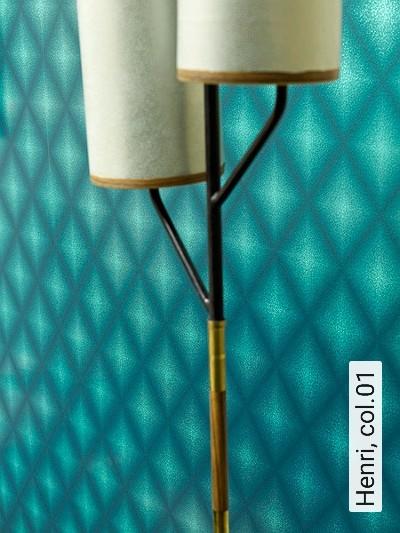 tapete henri die tapetenagentur. Black Bedroom Furniture Sets. Home Design Ideas