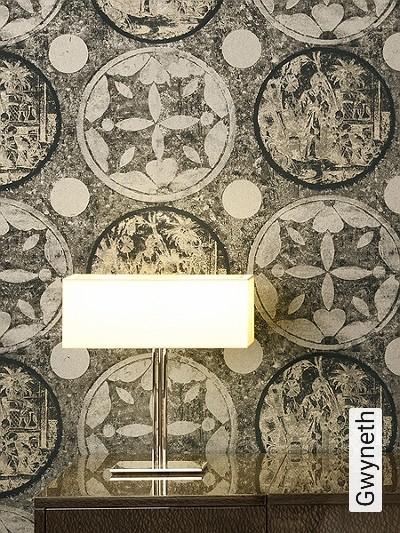 tapete gwyneth die tapetenagentur. Black Bedroom Furniture Sets. Home Design Ideas