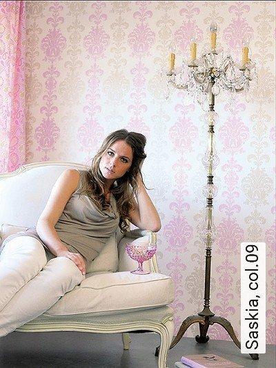 Bild: Tapeten - Saskia, col.09
