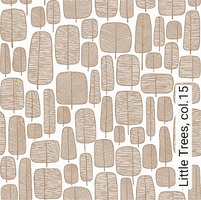 Bild: Tapeten - Little Trees, col.15