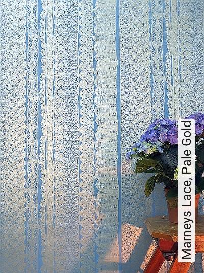 Bild: Tapeten - Marneys Lace, Pale Gold
