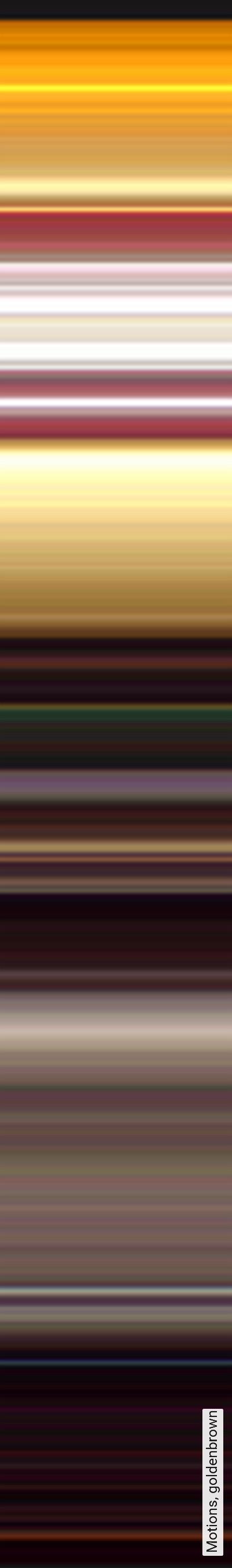 Bild: Tapeten - Motions, goldenbrown
