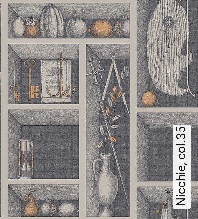 Bild: Tapeten - Nicchie, col.35