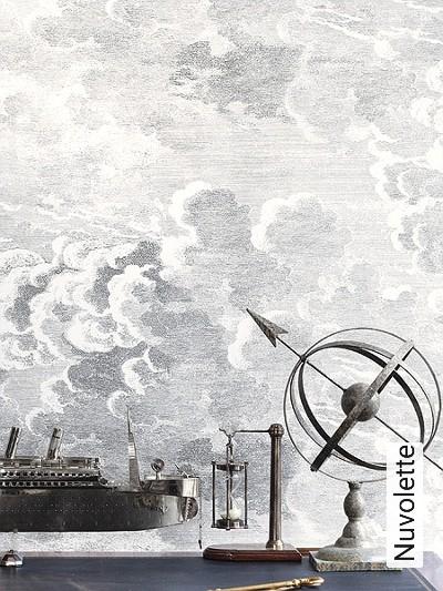Bild: Tapeten - Nuvolette