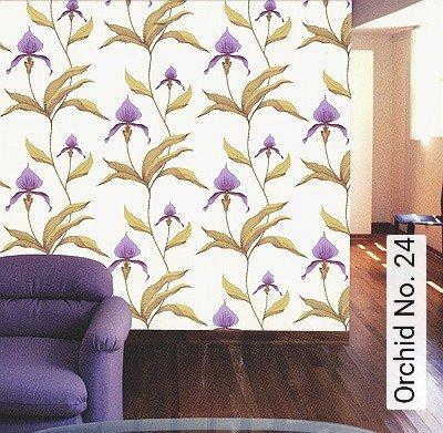 Bild: Tapeten - Orchid No. 24