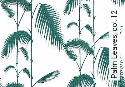 Bild: Tapeten - Palm Leaves, col.12