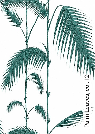 Bild: Tapeten - Palm Leaves, col.12