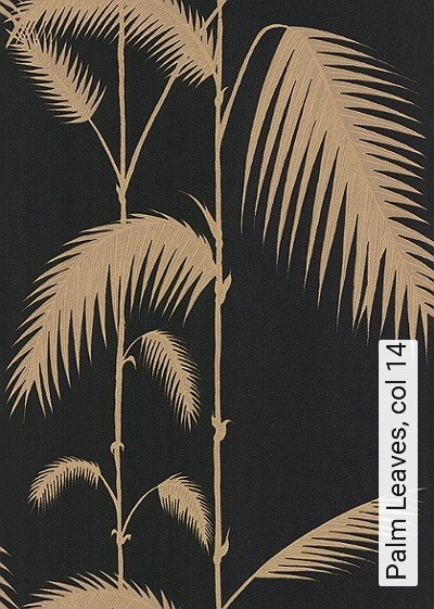 Bild: Tapeten - Palm Leaves, col 14