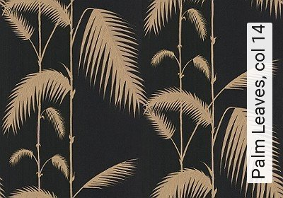 Bild: Tapeten - Palm Leaves, col 14