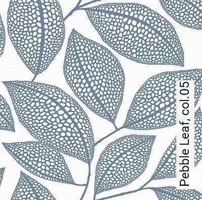 Bild: Tapeten - Pebble Leaf, col.05