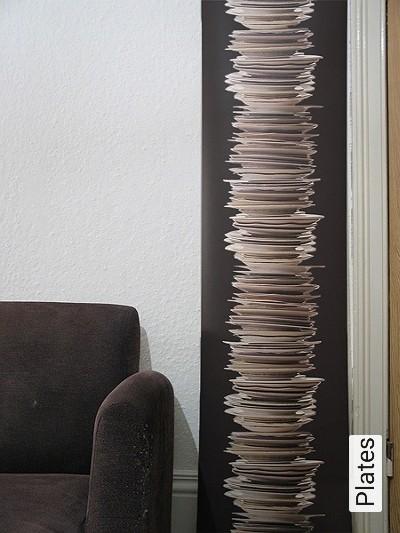 Bild: Tapeten - Plates