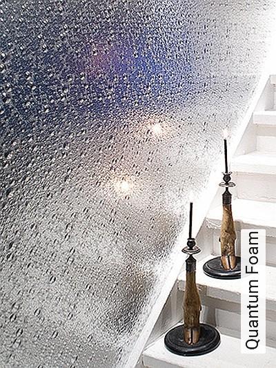 Bild: Tapeten - Quantum Foam