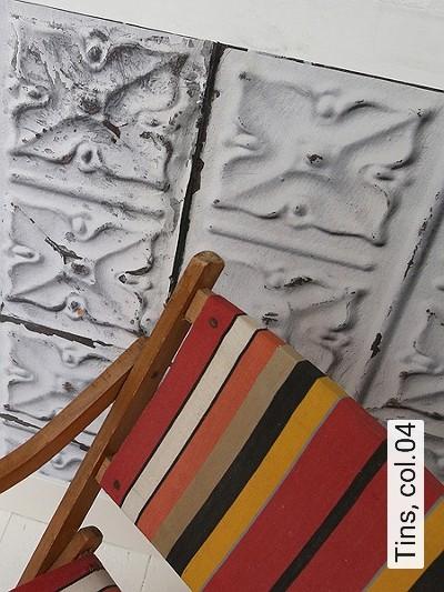 Bild: Tapeten - Tins, col.04