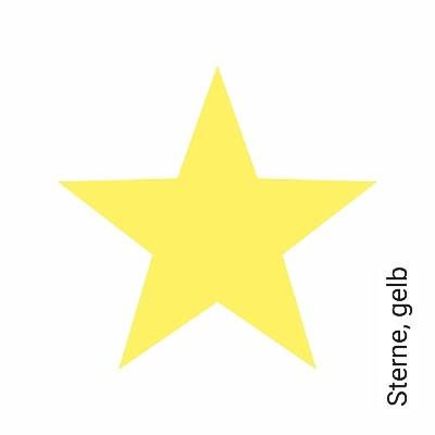 Tapete sterne gelb die tapetenagentur for Tapete sterne
