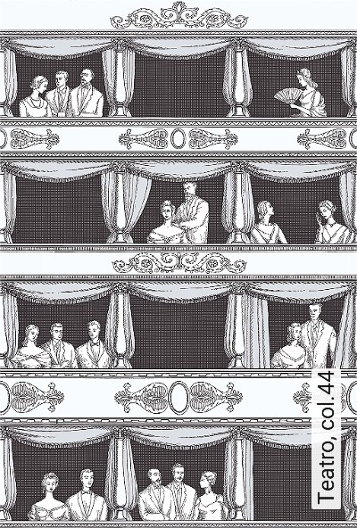 Bild: Tapeten - Teatro, col.44