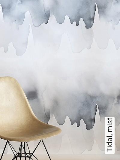 Bild: Tapeten - Tidal, mist
