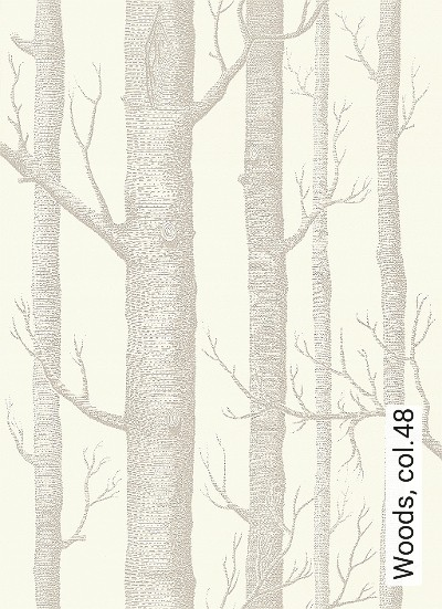 Bild: Tapeten - Woods, col.48