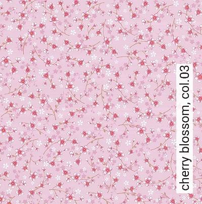 Bild: Tapeten - cherry blossom, col.03