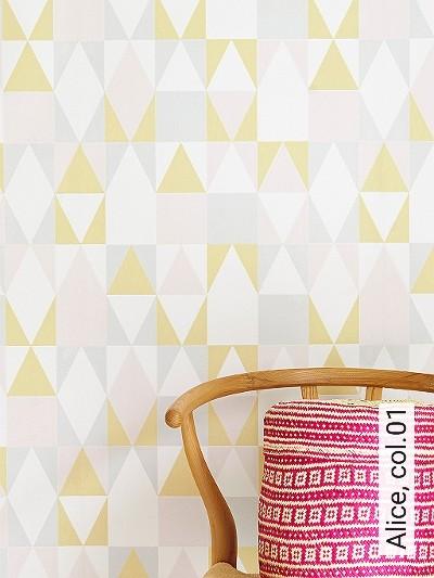 tapete alice. Black Bedroom Furniture Sets. Home Design Ideas