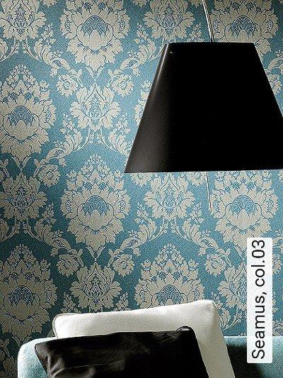 tapete seamus. Black Bedroom Furniture Sets. Home Design Ideas
