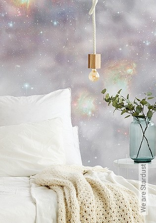 Bild Tapete - We are Stardust