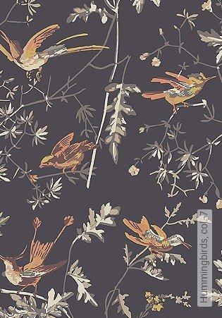 Bild Tapete - Hummingbirds, col. 7