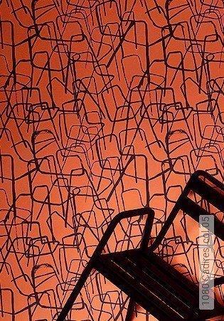 Bild Tapete - 1080 Cadires, col.05