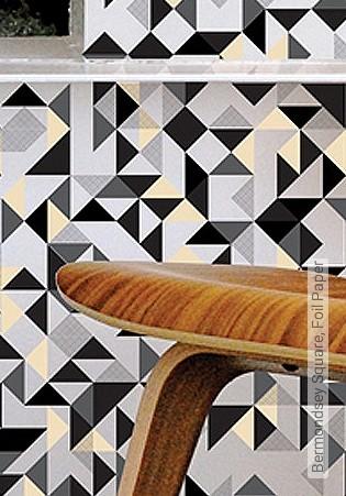 Bild Tapete - Bermondsey Square, Foil Paper