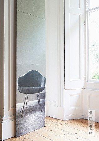 Bild Tapete - Rosies Chair